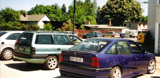 Opeltreffen Petershagen 2002