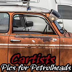 Cartists - Pics for Petrolheads